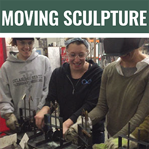Moving Sculpture Class Image
